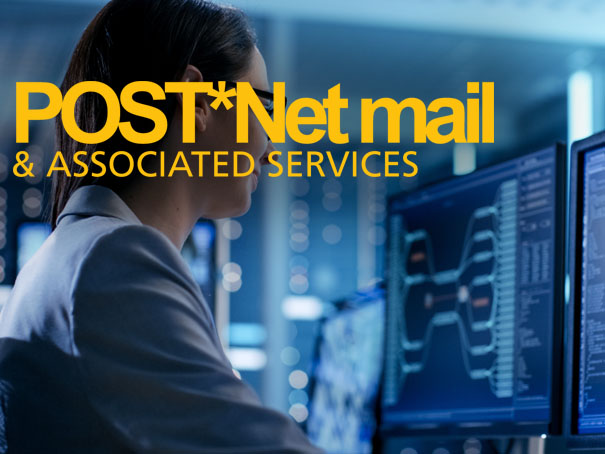 Network Post*Net Mail & associated services