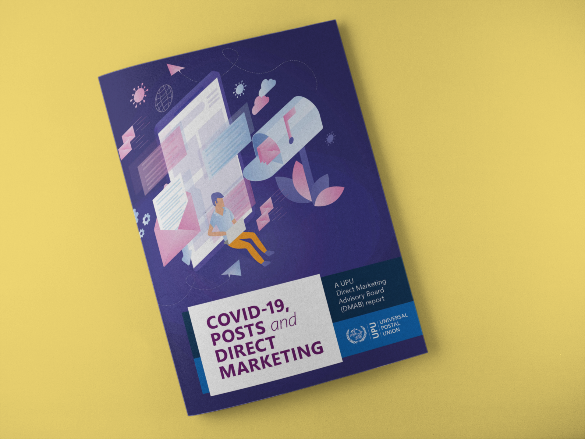 UPU Direct Marketing Advisory Board (DMAB) report on COVID-19 and direct marketing