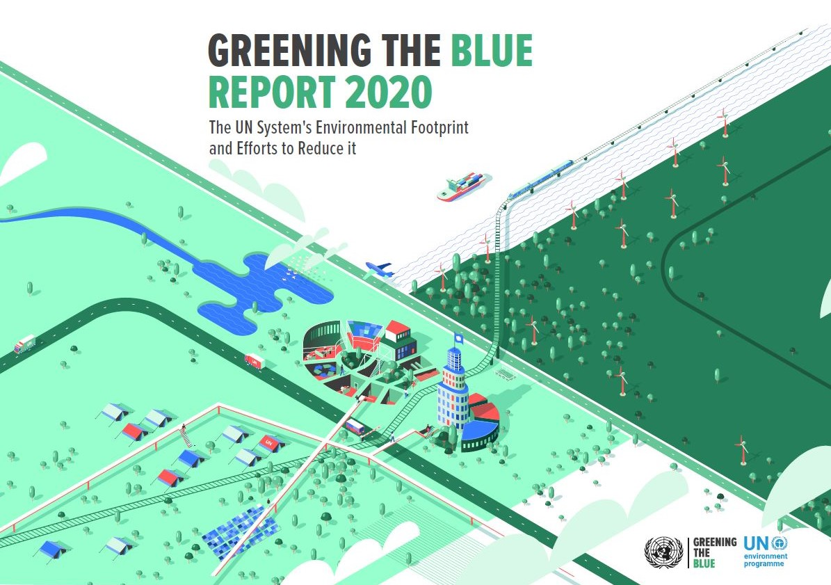 Greening the Blue Report 2020